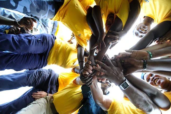 Objetivo 17: Alianzas para los objetivos   UNDP