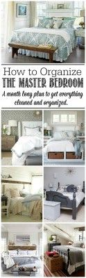 2906 best home love organization ideas images on - Cleaning and organizing tips for bedroom ...