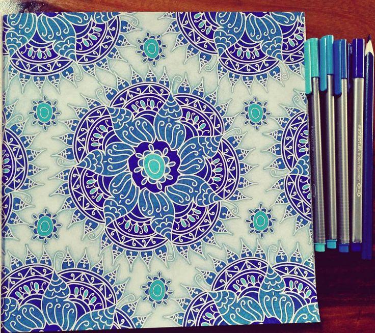 Blue #inspirationbollywood #bhuanailmupopuler #lyrapencils #lyraosiris…