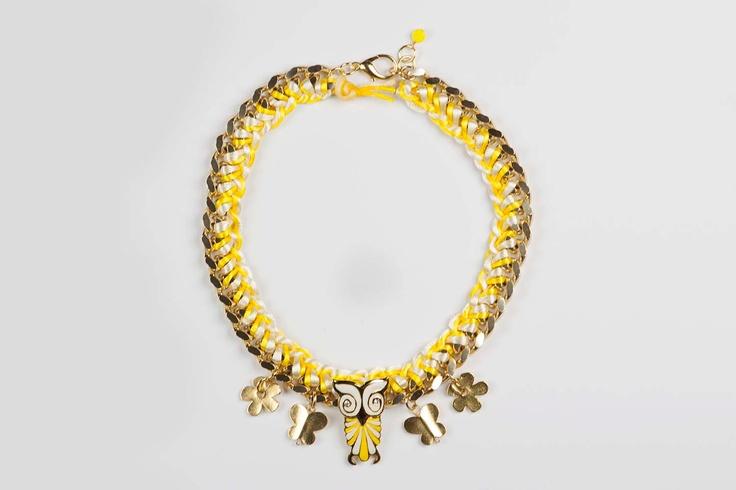 Necklace Lemon Zest