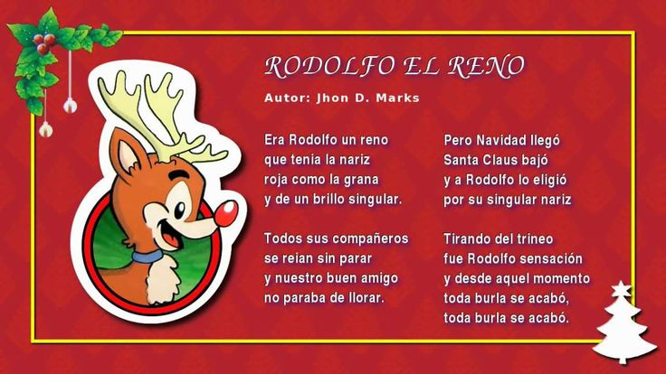 Rodolfo El Reno - Villancicos Navideños