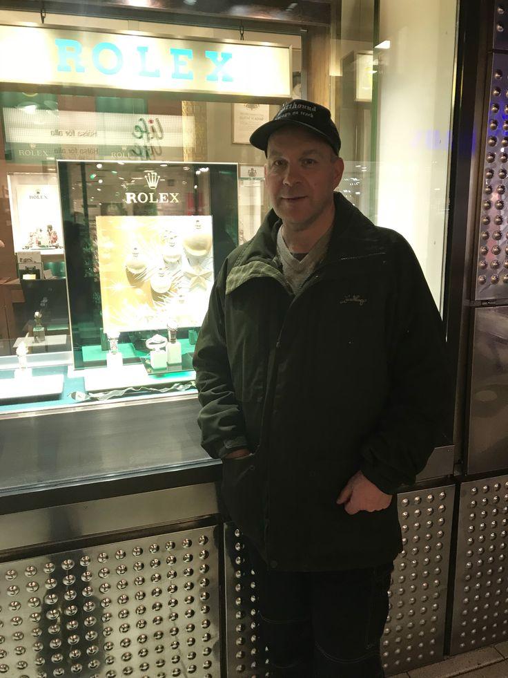 Rolex shop Stockholm