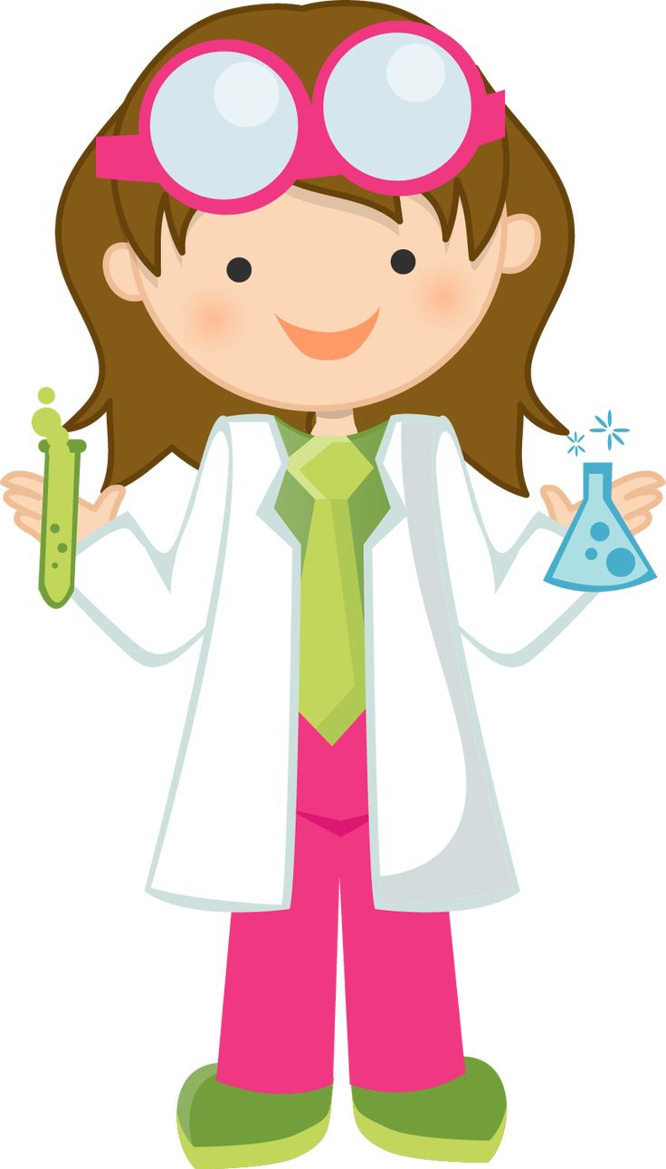 scientist clipart science clipart clipart girl clipart clipart science ...