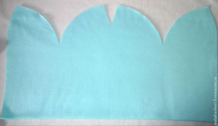 Мобильный LiveInternet Шьем трикотажную шапку-носок быстро и легко. МК   wodolei-ka - Дневник wodolei-ka  
