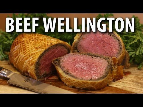 25+ best ideas about Individual beef wellington on ...