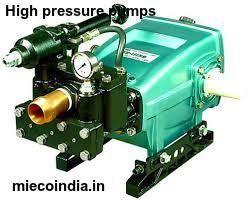 High Pressure Pumps Bangalore