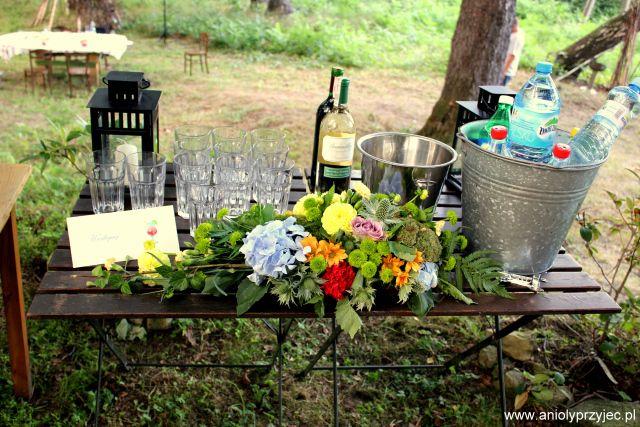 14. Forest Wedding,Outdoor wedding / Leśne wesele,Wesele w plenerze,Anioły Przyjęć