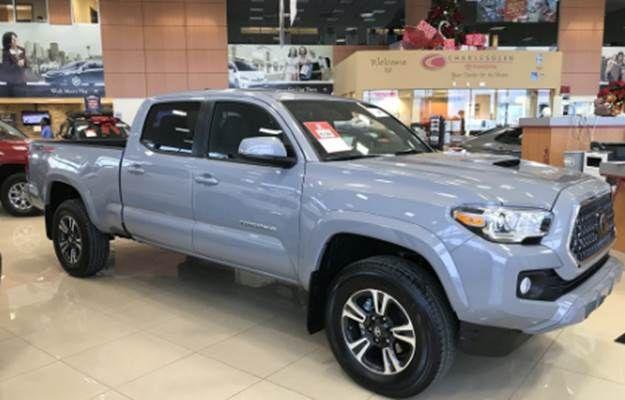 2021 Toyota Tacoma Release Date Toyota Tacoma Toyota Tacoma Price Toyota Tacoma Bumper