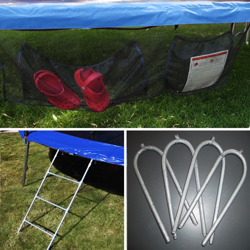 1000+ Images About Trampoline's~Repurposed & Tips On Pinterest