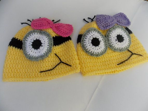 Mejores 59 imágenes de Crochet minions en Pinterest | Minions de ...
