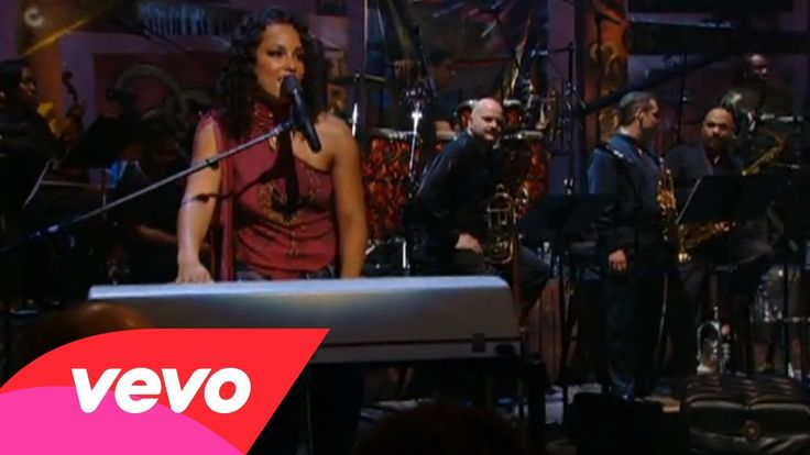 Alicia Keys - Unbreakable (Live) (+playlist)
