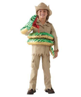 snake wrestler boys costume  sc 1 st  Pinterest & 7 best Halloween costumes images on Pinterest | Snakes Halloween ...