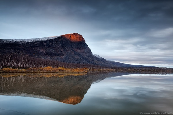 Sarek, Lapland - the last true wilderness of Europe by Vladimir Donkov, via Behance