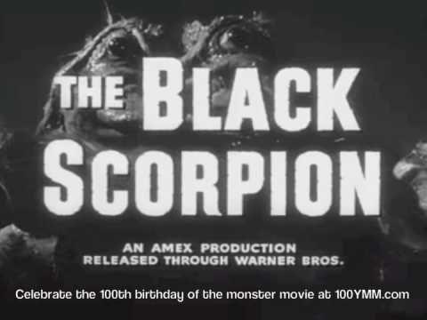 The Black Scorpion Trailer