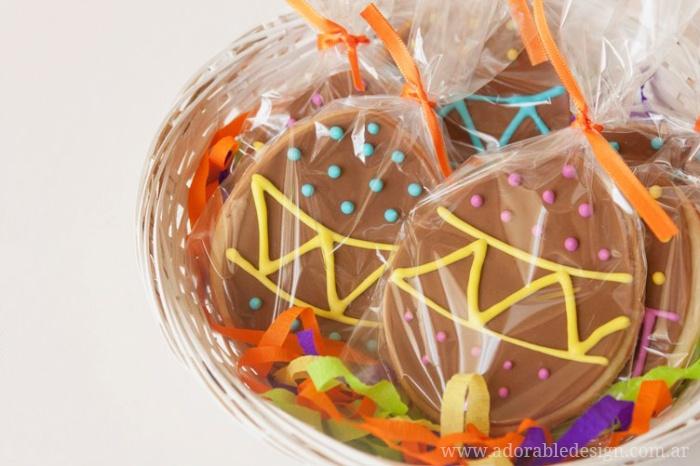 Galletas decoradas para #Pascua. #Easter cookies.