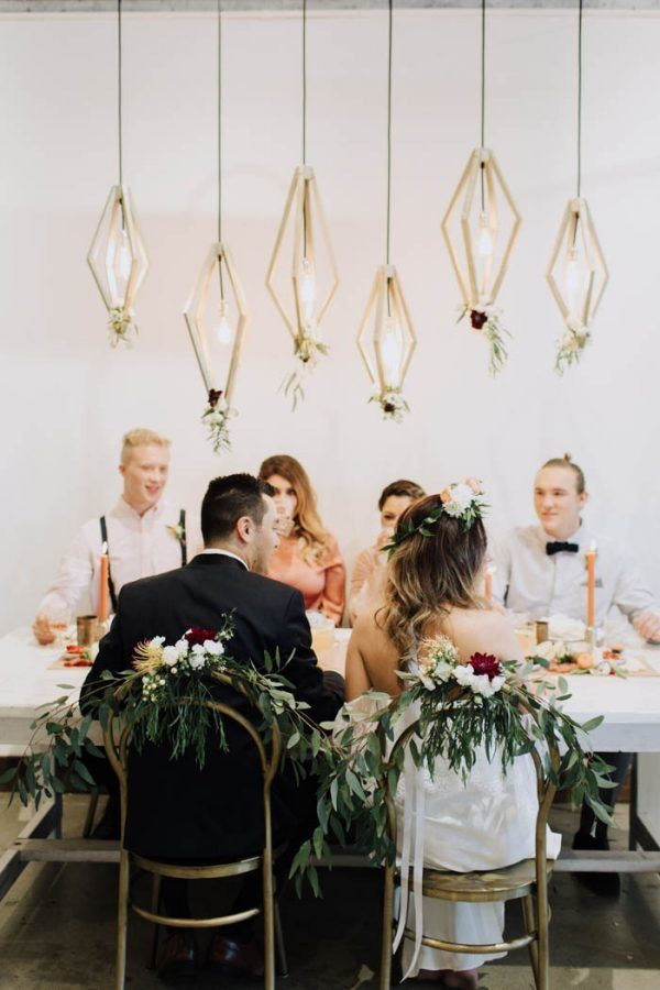 A post-rehearsal dinner get-together gives you the opportunity to hang out with guests, especially from out-of-town, who you may not have a as much time to see on your big, busy day! | Image by Elizabeth Lauren Photography
