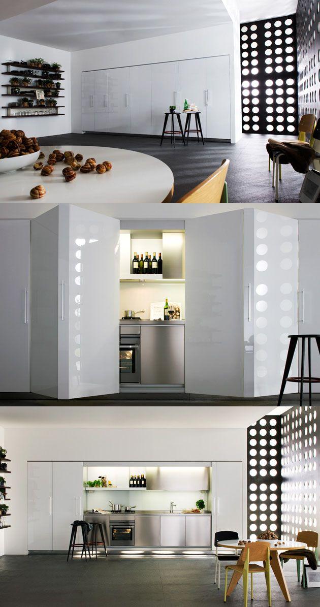 Cuisine cocina kitchen design design pinterest the o for Cocinas ferrati