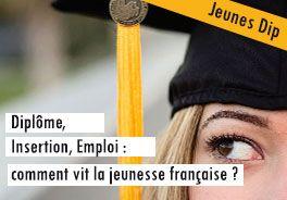 Diplôme, Insertion, Emploi : comment vit la jeunesse française ?