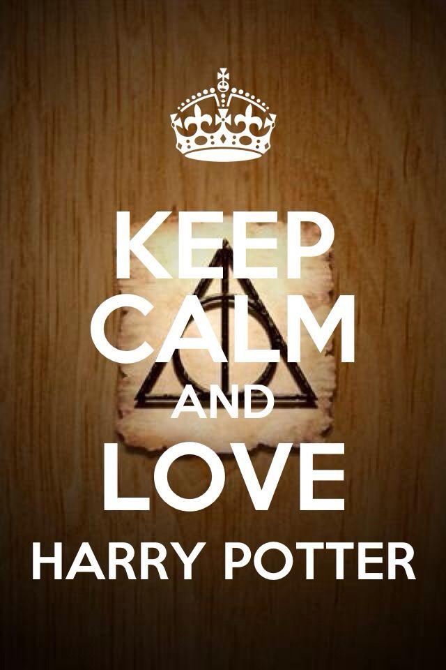 Love Harry Potter Potterheads