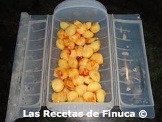 : Patatas al vapor con pimentón  INGREDIENTES: Para 4 personas 2 patatas grandes  Sal  Pimentón dulce o picante  Aceite de oliva virgen extra  Unas gotas de vino blanco
