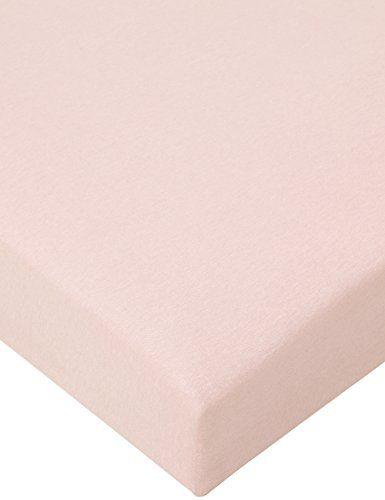 Pinolino Drap-housse pour Berceau – Rose  http://www.123bonsplans.fr/produit/pinolino-drap-housse-pour-berceau-rose/