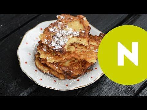 Almás kelt palacsinta | NOSALTY