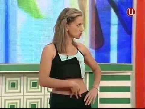 Упражнения Марины Корпан для снижения веса.