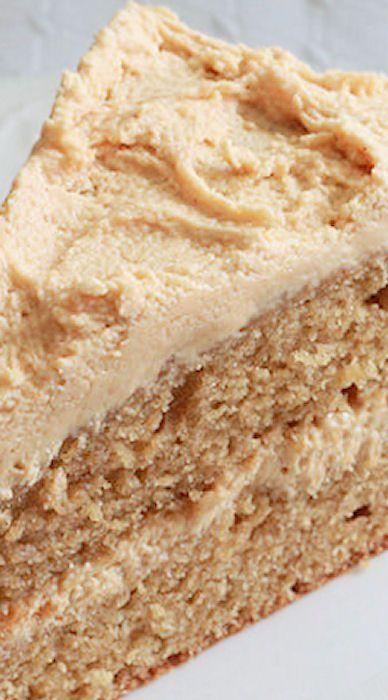Killer Peanut Butter Cake