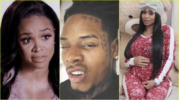 Fetty Wap Baby Mama's are MADD after Alexis Sky did what now 😤😡😳 - YouTube