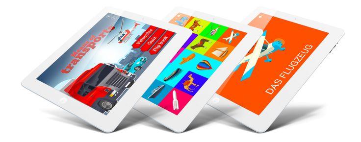 Les moyens de transport, jeu pédagogique pour enfants (iPhone, iPad, Mac)