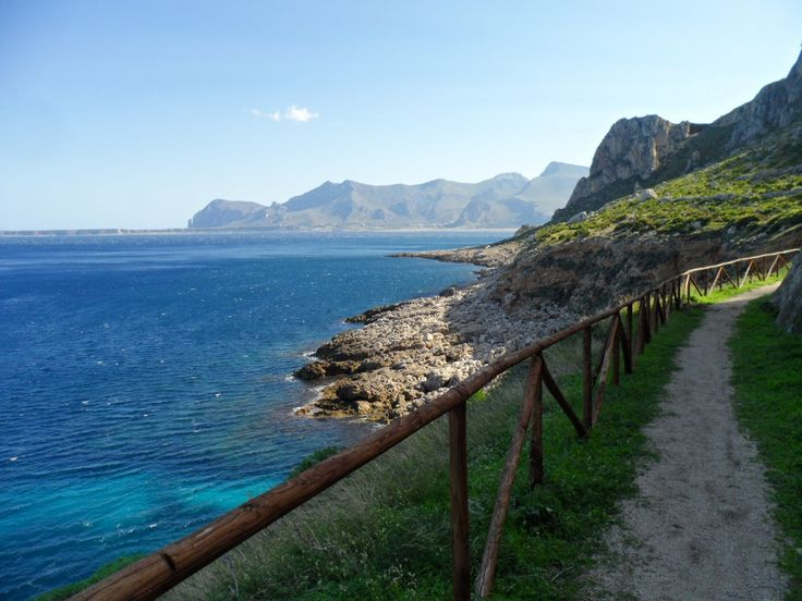 Passo della Zita, Riserva Naturale di Monte Cofano, TP, Sicily