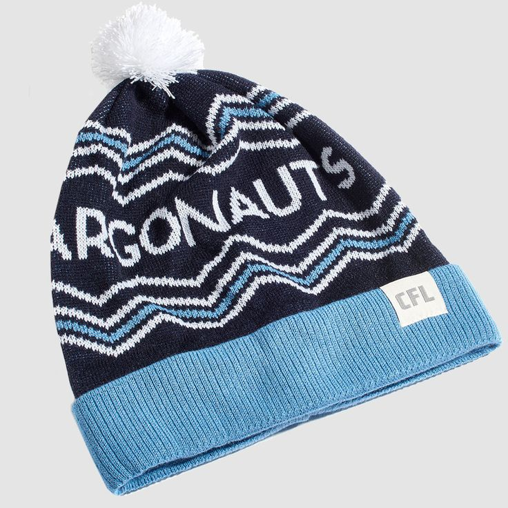CFL Toronto Argonauts Toque. Dress in style this winter with the Argonauts toque. Whether you're just walking through the streets of Toronto or in the stands at BMO Field, make sure you #RepYourHood with this limited edition toque.  An official Tuck Shop and CFL collaboration.   Proudly Made in Canada.