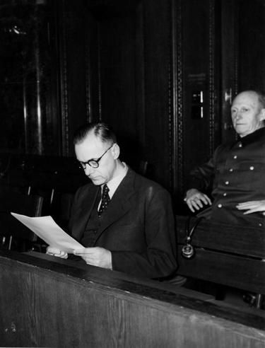 a study on the famous nuremberg trials Peter maguire talked about the legacy of the nuremberg trials and  up next, a  look at the world war ii war crimes trial  spring of 2001,  notable examples christopher hitchens trying  keith huxen  senior director national world war ii museum-research and history.