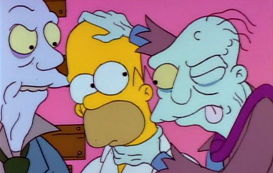 cause both zombies AND the simpsons rule my world.
