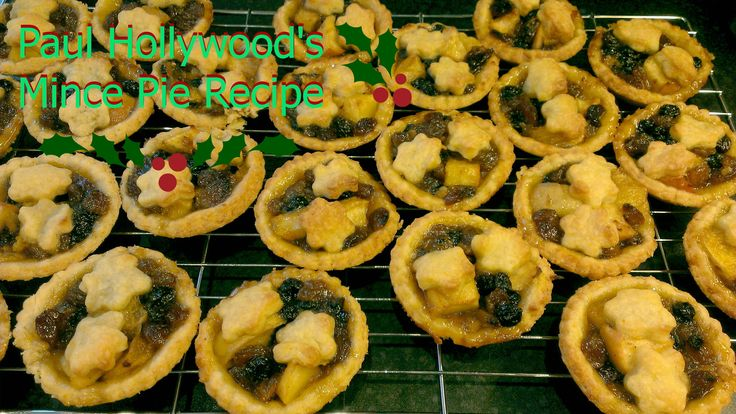 Paul Hollywood's Fruit-Filled Mince Pie Recipe