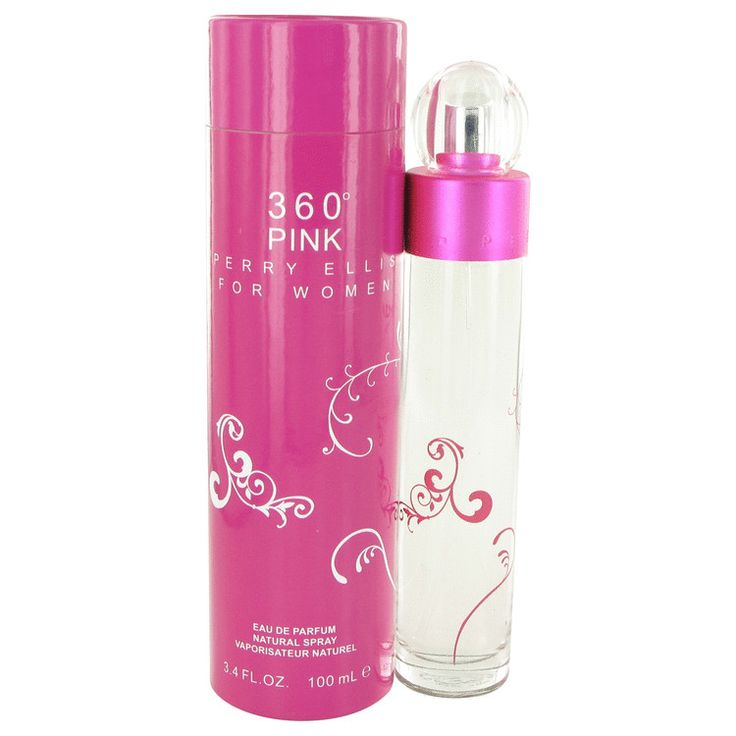 Perry Ellis 360 Pink Perfume by Perry Ellis – 3.4 oz Eau De Parfum Spray  Perry Ellis 360 Pink Perfume by Perry Ellis – 3.4 oz Eau De Parfum Spray for WomenPrice: $31.61Read More and Buy it here!  http://www.ponderosa.co/p1001/2015/12/03/perry-ellis-360-pink-perfume-by-perry-ellis-3-4-oz-eau-de-parfum-spray/