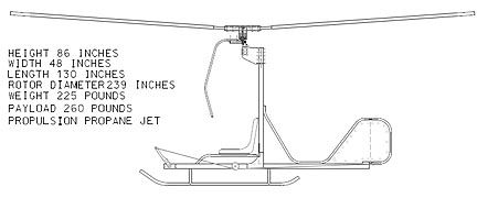 ultralight aircraft plans | ... More Homebuilt Ultralight Helicopter Plans Homemade Diy Kit Project