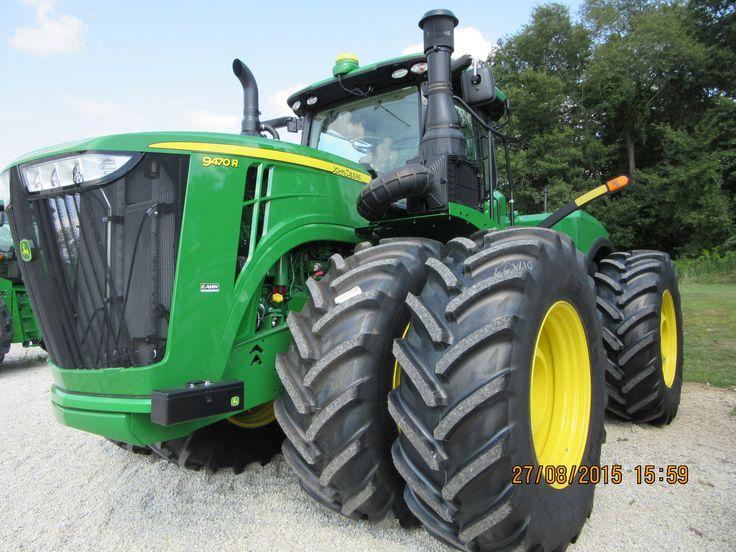 MY 50,000 PIN!!!!!!!!!!!!!John Deere 9470R.The 9470R tested 365 PTO hp  370 dbr hp& 45,790 lbs & 53,240 lbs ballasted.The 475hp 9530 tested @ 390 PTO hp & 400 dbr hp,40,200 lbs & 48m730 lbs ballast