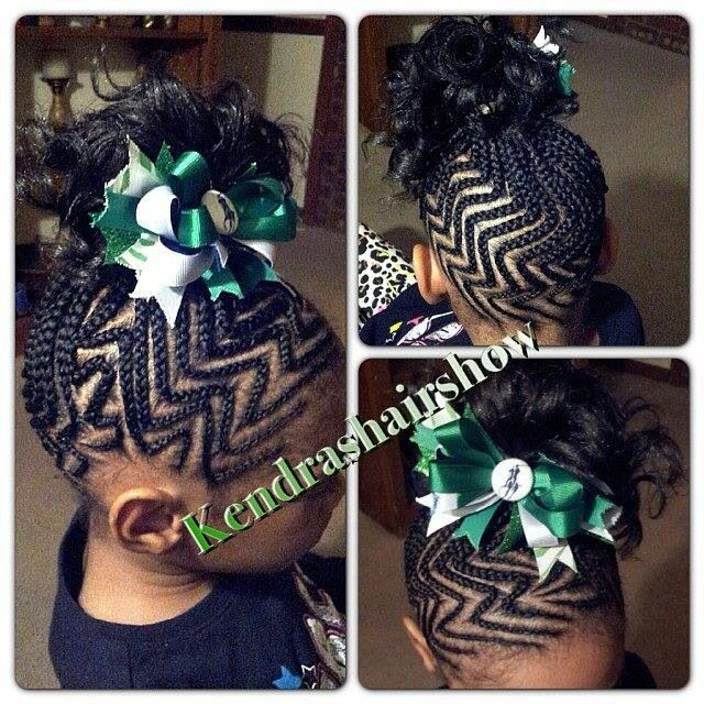 Enjoyable 1000 Images About African Princess Little Black Girl Natural Hairstyles For Women Draintrainus