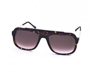 THIERRY LASRY BOWERY 420 Frame: brnt havana gold temples Lens: brown gradient  EXPRESS FREE SHIPPING