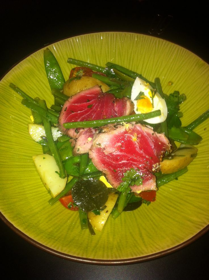 Nisoise Salad/ Fresh Tuna