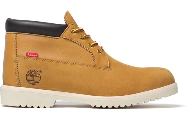 Supreme x Timberland Waterproof Chukka Boot