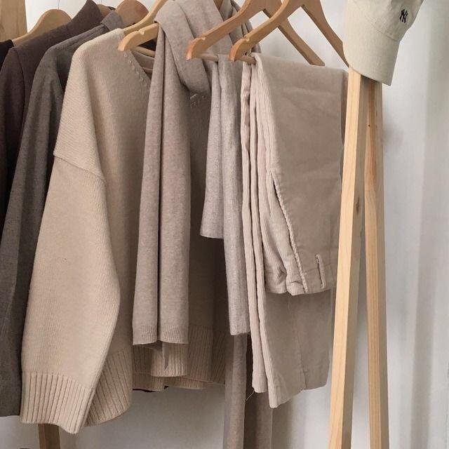 Desain Baju muslim: Baju Warna Beige