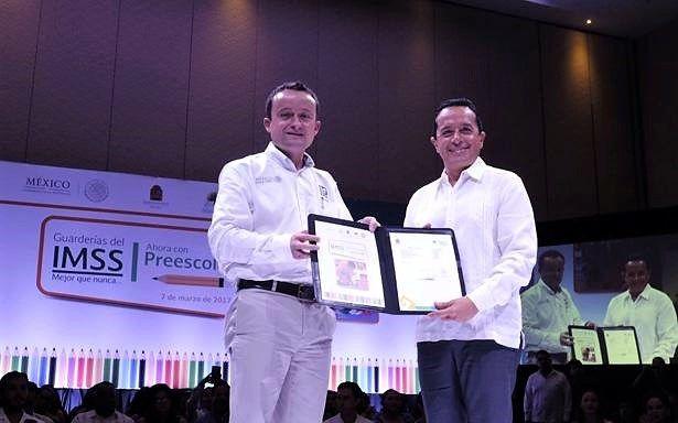 Guarderías del IMSS en Quintana Roo se suman al programa de certificación de educación preescolar; significa avance nacional de 46% - http://plenilunia.com/novedades-medicas/guarderias-del-imss-en-quintana-roo-se-suman-al-programa-de-certificacion-de-educacion-preescolar-significa-avance-nacional-de-46/44103/