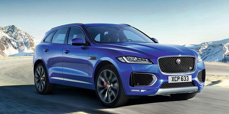 Спецпредложение: Новый Jaguar F-PACE от 3 060 000 рублей! Только к октябре! | Jaguar в России