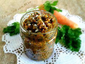 Battuto per sugo – Trito di sedano, carote e cipolla