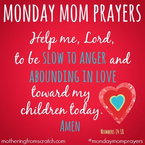 mom prayer
