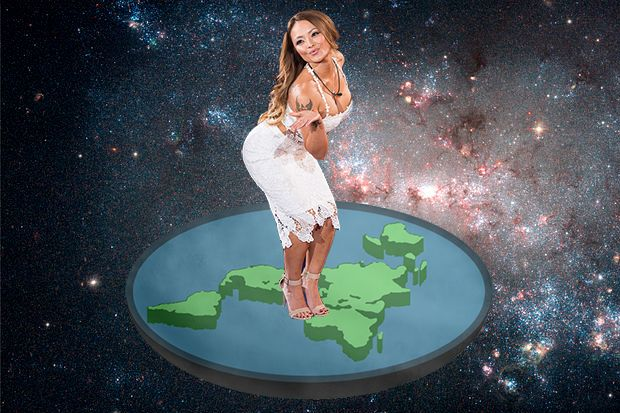 Tila Tequila's Flat Earth Twitter Rant Is The Best Thing That's Happened This Year So Far