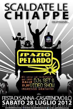 Festa di Sant'Anna 2012: SPAZIO PETARDO !!