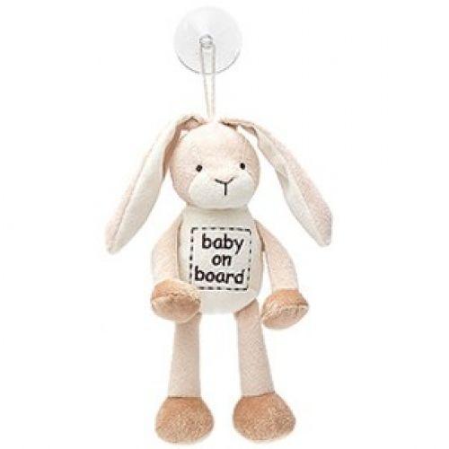 "Diinglisar ""Baby On Board"" Rabbit"